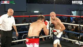 BILLY PICKLES VS RHYS SAUNDERS - BBTV - BATESON PROMOTIONS LEEDS