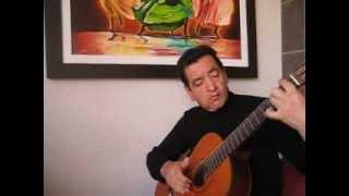 Homenaje a Paco de Lucía Ramiro Zacarías Mendoza Guitarra