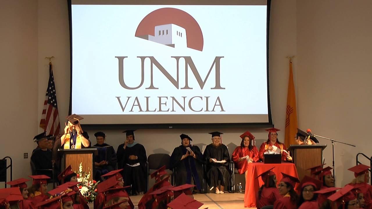The University Of New Mexico Valencia Campus 2016 Graduation