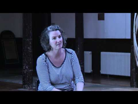 Annemarie O'Sullivan - Artist Talk