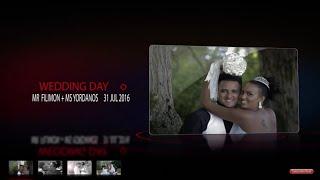 Eritrean  Wedding  Filimon & Yordanos 31 JUL 2016 OSLO