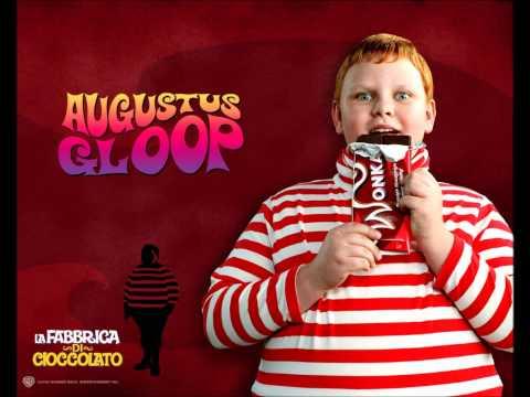 Augustus Gloop Oompa Loompa instrumental