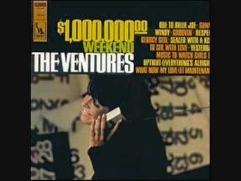 the-ventures--$1,000,000,00-weekend--sunny