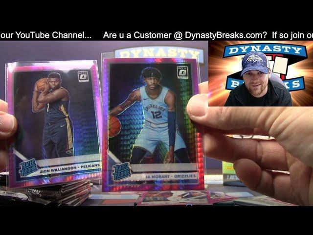 10 Box Panini Basketball Mixer IMAC is Back   Sports Card Case Breaks