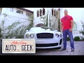John Cena Shows Under The Hood Of Nikki Bella's Very Fast Bentley! Only On The Bella Twins Channel video