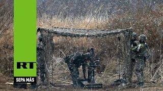 Corea del Norte y el Sur intercambian fuego en la frontera