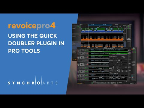 How to Midify Vocals with Revoice Pro with vocal tuning, time