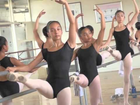 WSPA's Professional Ballet Division