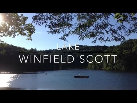 Lake Winfield Scott | Suches, GA