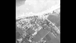 Film de l'évolution historique - la zone de Quiberville-sur-Mer - LiCCo