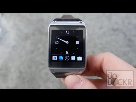 How To Flash Custom Rom On The Galaxy Gear Using Recovery Updated
