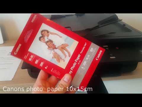 Canon Pixma TR7550 review