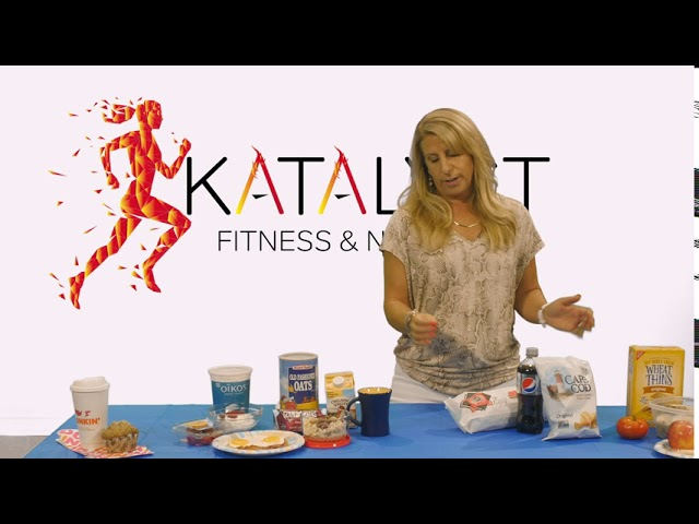 Katalyst Fitness and Nutrition Tips #1