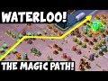 Waterloo Solo: The Magic Path! ✦ Massive Attack ✦ Boom Beach