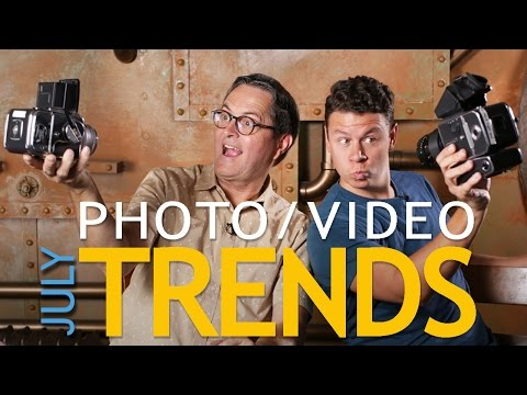 Photo/Video Trends - July 2016