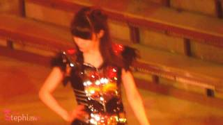 120212 Tiffany - Black Swan+RDR @ 2012 GGTour in Bangkok