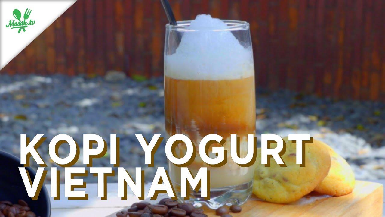 Resep Kopi Yogurt Vietnam