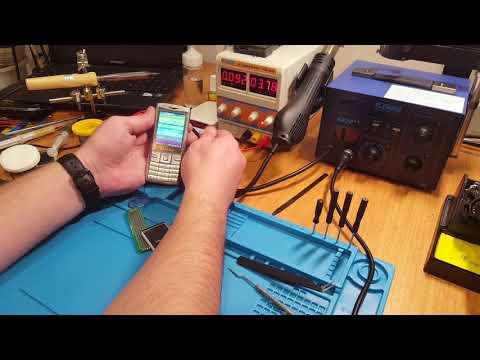 Как пользоваться лабораторным блоком питания видео