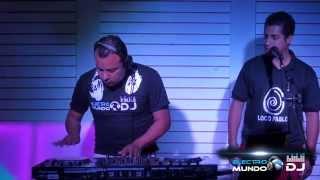 DJ LATINO │ LA ZONA DEL DJ │ LOCO PABLO