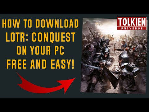 How To Download Lord Of The Rings: Conquest Free On Your PC
