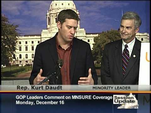 MN Republicans Not So Sure About MNSure - MN's Obamacare Exchange