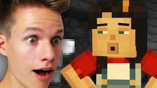 MINECRAFT STORY MODE ... MAL ANDERS