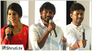 Hari   Akshitha   Arrol Corelli speech   Siragu Movie Audio Launch