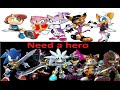 Sonic Girls I Need A Hero