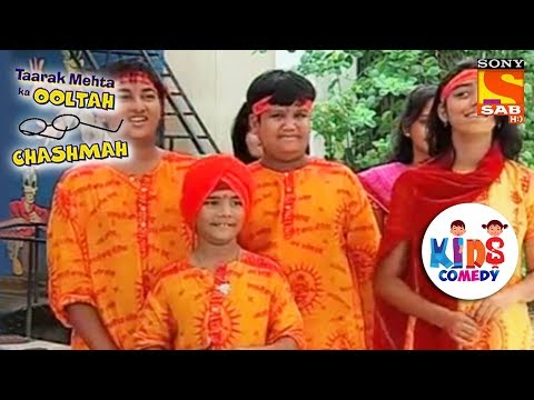 Tapu Sena Suggest Eco Friendly Ways  | Tapu Sena Special | Taarak Mehta Ka Ooltah Chashmah