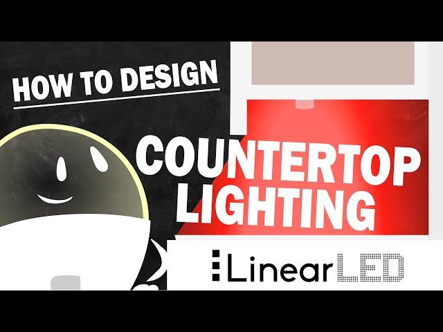 Task Lighting with Linear LEDs: Design Principles Tutorial