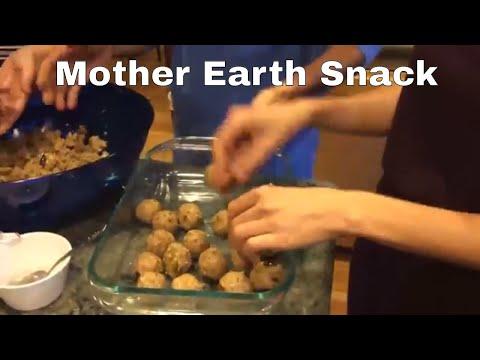 Mother Earth Energy Balls