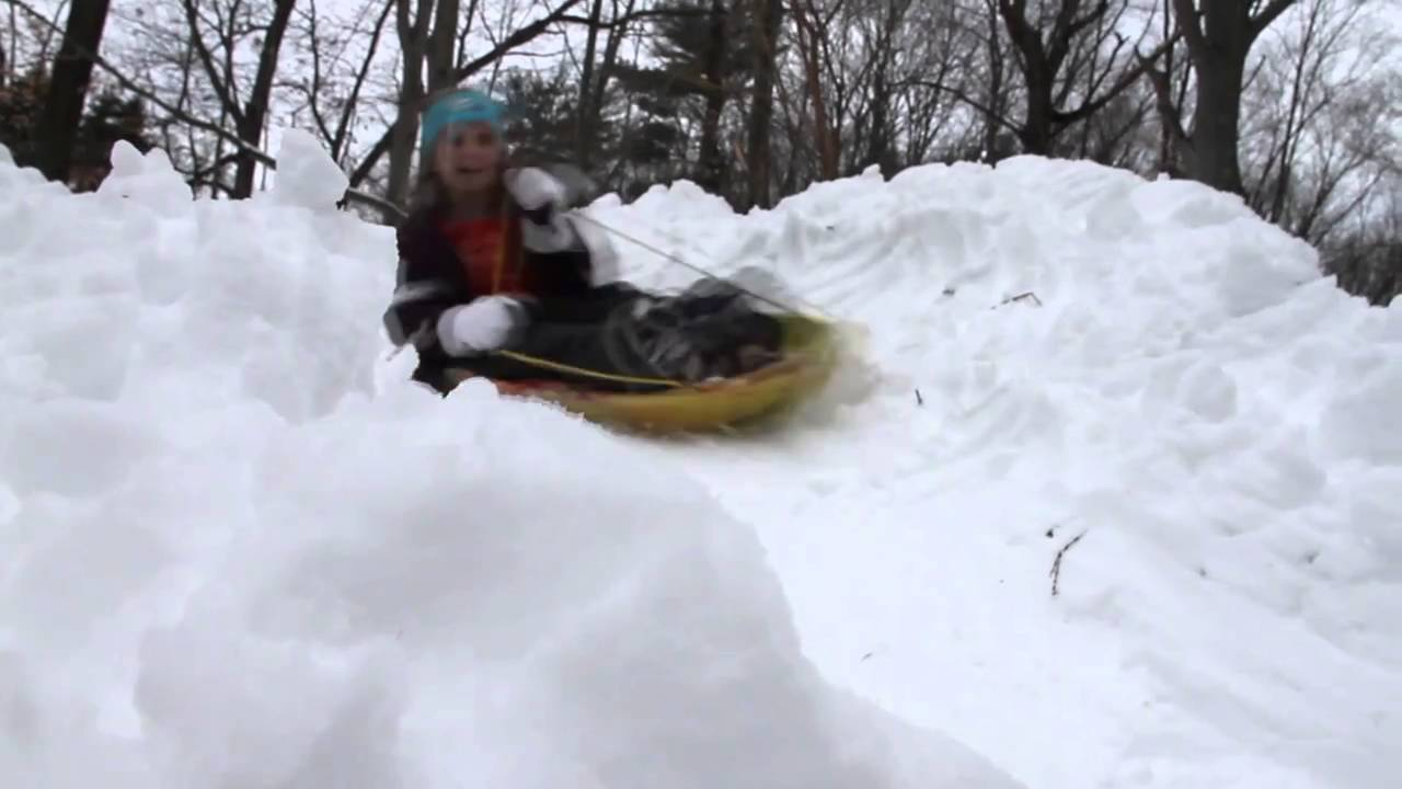 isabelle to the luge youtube