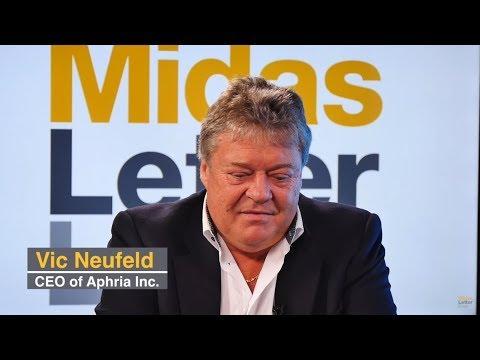 Aphria CEO Vic Neufeld on Shopper's Drug Mart Partnership