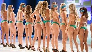 Repeat youtube video Top 10 de las mujeres con mejores traseros del mundo