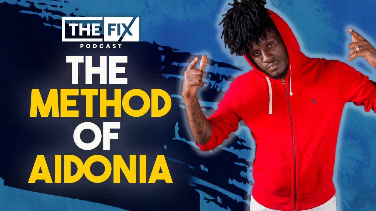 Shadow Details Why Aidonia Works The Way He Does || The Fix Podcast