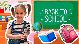 1 сентября! Что Алина возьмёт с собой в школу или Канцелярия по алфавиту. Челлендж back to school