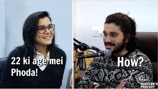 Aman Dhattarwal Insights - Himanshi Singh @Hustlers Bay