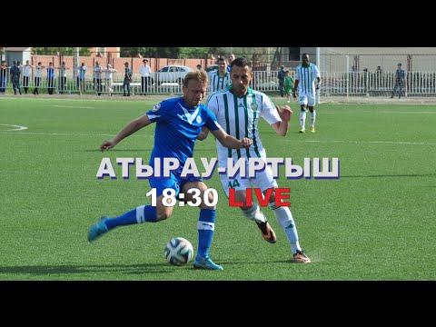 FK Atyrau 2-1 Irtysh Pavlodar