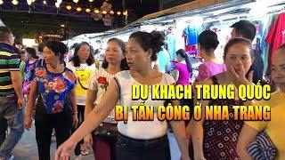 [Căng] Du khách Trung Quốc bị tấn công tại Nha Trang khiến Bắc Kinh nổi giận