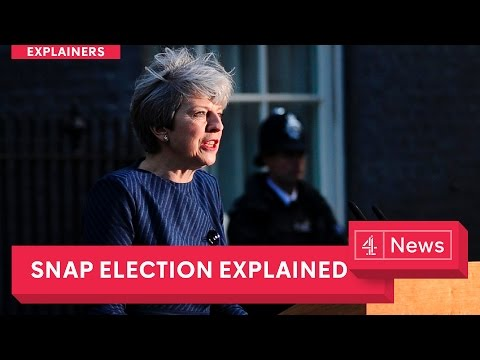 UK General Election Explained: analysis and reaction to Ther