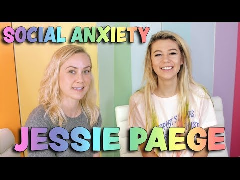 Being a Teen with Social Anxiety – Jessie Paege and Kati Morton