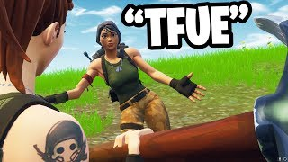 I asked my random duos who will win Fortnite World Cup? (funny reactions)