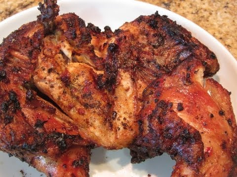 ~ Grilled Cornish Game Hen~