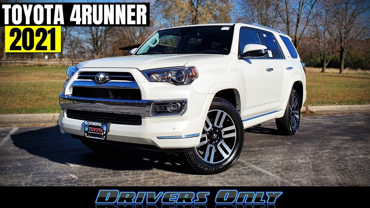 2022 Toyota 4runner Concept And Release Date Cars Authority