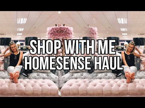 WHAT'S NEW IN HOMESENSE SHOP WITH ME   HAUL AND £150 GIVEAWAY