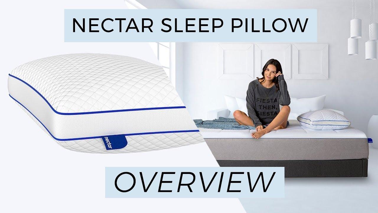 Nectar Pillow Overview