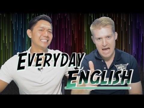 ภาษาอังกฤษในชีวิตประจำวัน ๑๑ Everyday English 11