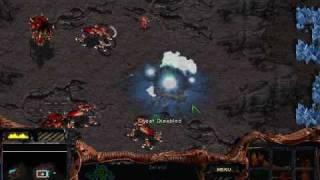 Starcraft Brood War - Zerg Campaign Story - Part 3