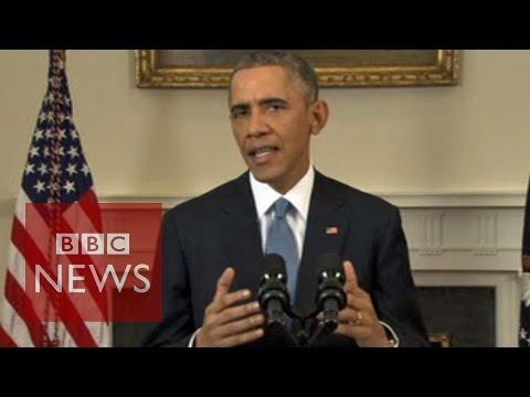 Cuba 'isolation hasn't worked' says Barack Obama