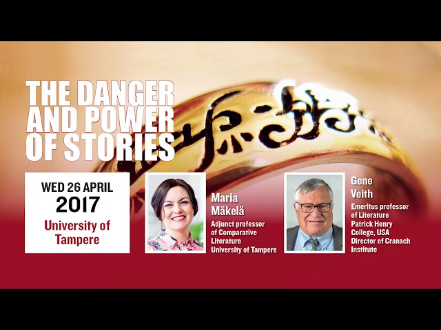 The Danger and Power of Stories - Maria Mäkelä, Gene Veith